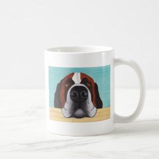 Saint Bernard - Funny Coffee Mug