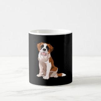 Saint Bernard Image Coffee Mug
