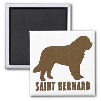 Saint Bernard Magnet