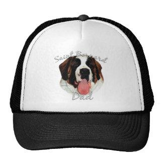 Saint Bernard (rough) Dad 2 Trucker Hats