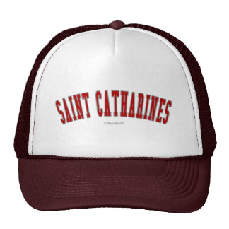 Saint Catharines Mesh Hat