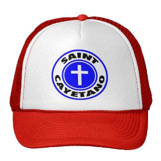 Saint Cayetano Mesh Hats