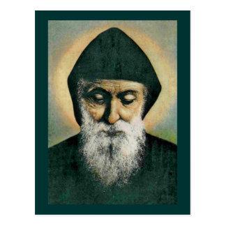 Saint Charbel Postcard