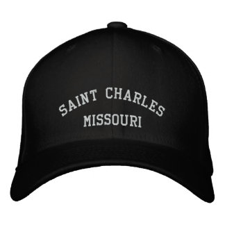 Saint Charles, Embroidered Hats