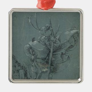 Saint Christopher, 1510 Metal Ornament