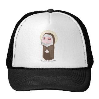 Saint Clare Cute Catholic Cap