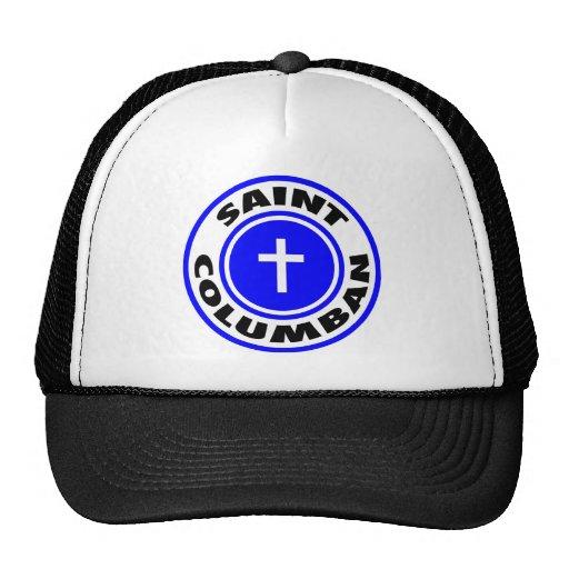 Saint Columban Trucker Hats