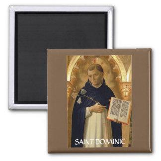 Saint Dominic Refrigerator Magnet