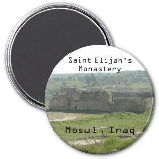 SAINT ELIJAH'S MONASTERY MOSUL, IRAQ FRIDGE MAGNETS