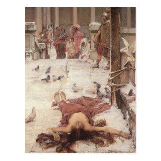 Saint Eulalia Postcard