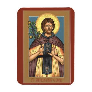 Saint Euphrosynos the Cook magnet