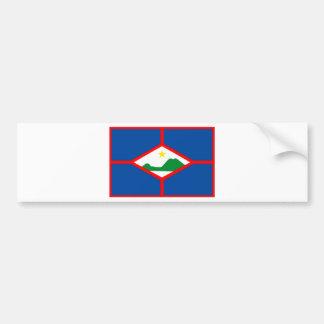 Saint Eustatius Bumper Stickers