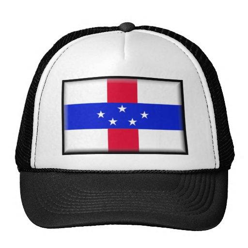 Saint Eustatius Flag Hats