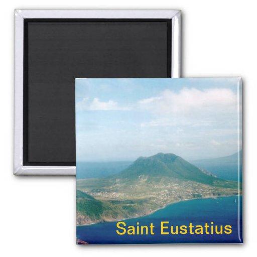 Saint Eustatius magnet