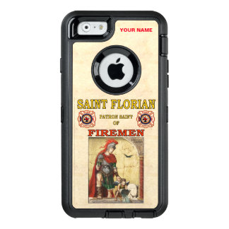 SAINT FLIORAN (Patron Saint of Firemen) OtterBox iPhone 6/6s Case