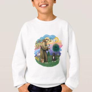 Saint Francis - Black Portie 5bw Sweatshirt