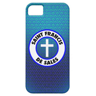 Saint Francis De Sales Barely There iPhone 5 Case