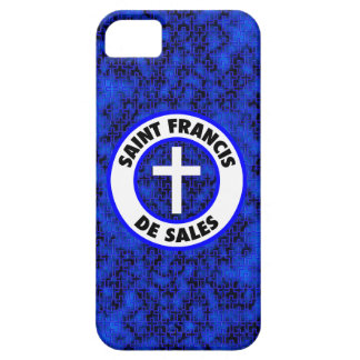 Saint Francis De Sales iPhone 5 Cases