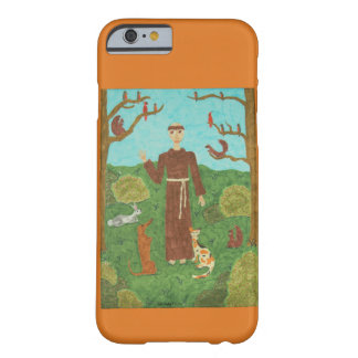 Saint Francis of Assisi Barely There iPhone 6 Case