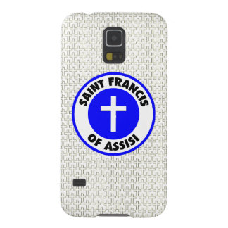 Saint Francis of Assisi Galaxy S5 Covers