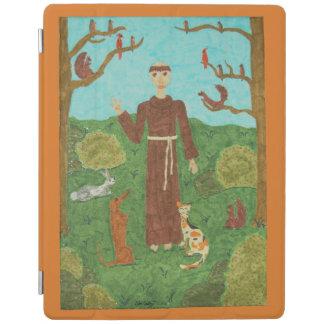 Saint Francis of Assisi iPad Cover