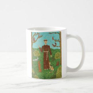 Saint Francis of Assisi Coffee Mugs