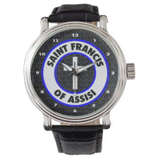 Saint Francis of Assisi Watches