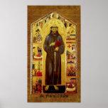 Saint Francis of Assissi Mediaeval Iconography