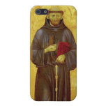 Saint Francis of Assissi Mediaeval Iconography Cover For iPhone 5/5S