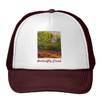 Saint Genevieve Chapel at Butterfly Creek Winery Trucker Hat