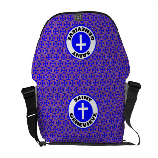 Saint Genevieve Commuter Bag