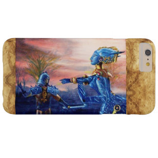 SAINT GEORGE AND ALIEN DRAGON BARELY THERE iPhone 6 PLUS CASE