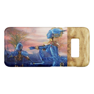 SAINT GEORGE AND ALIEN DRAGON Case-Mate SAMSUNG GALAXY S8 CASE