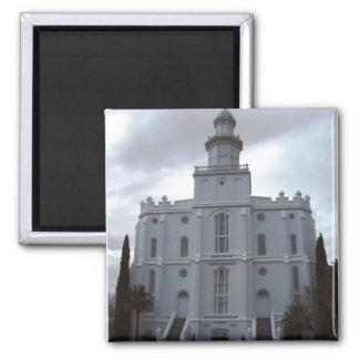Saint George Temple Square Magnet