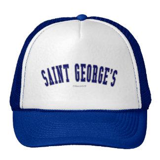 Saint George's Cap