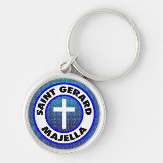 Saint Gerard Majella Key Ring