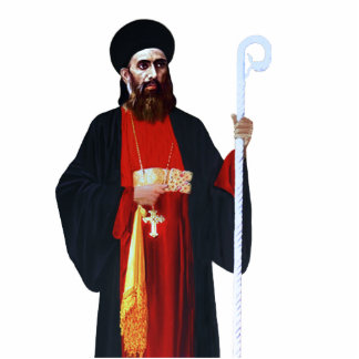 Saint Gregorios Photo Sculpture
