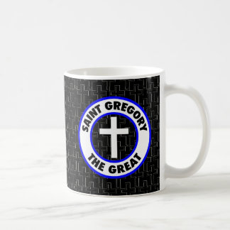 Saint Gregory the Great Coffee Mug