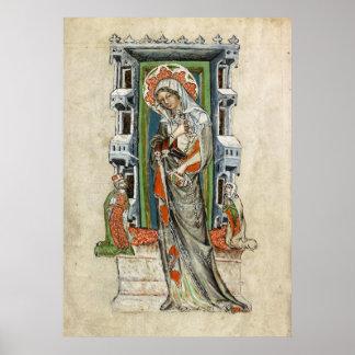 Saint Hedwig Poster
