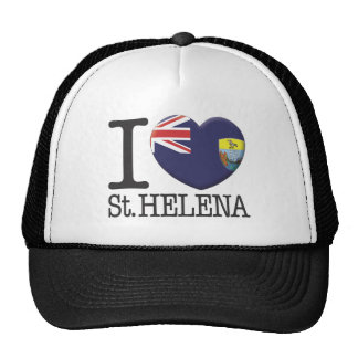 Saint Helena Mesh Hat