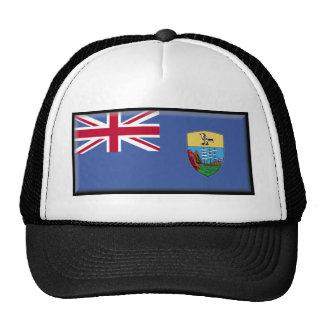 Saint Helena Flag Mesh Hat