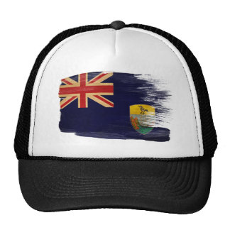 Saint Helena Flag Trucker Hat