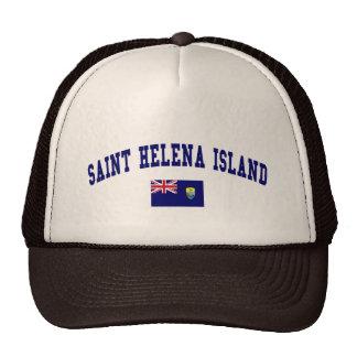 SAINT HELENA ISLAND MESH HATS