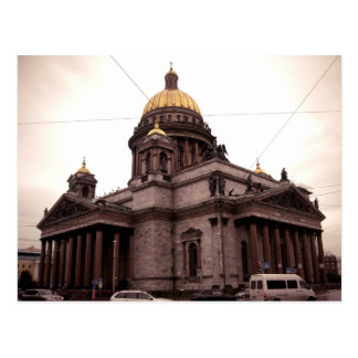 Saint Isaac's Cathedral Postcard