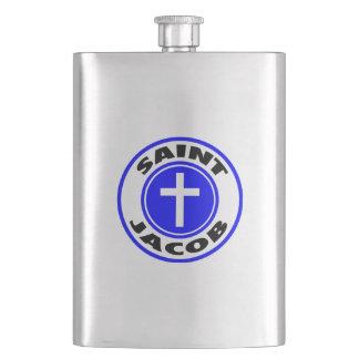 Saint Jacob Hip Flask
