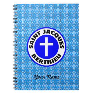 Saint Jacques Berthieu Notebook