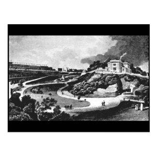 Saint James' Cemetery, Liverpool, around 1831 Postcard