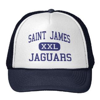 Saint James - Jaguars - Junior - Vacherie Mesh Hats