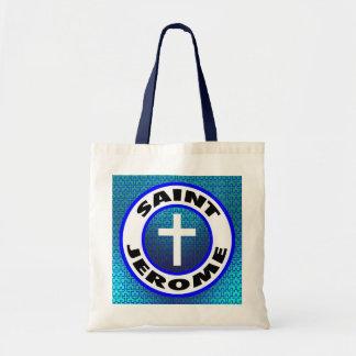 Saint Jerome Budget Tote Bag