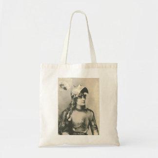 Saint Joan of Arc Budget Tote Bag